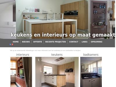 Informatie Over Jan Denissen Timmerwerken En Keukens V O F In Gilze Noord Brabant